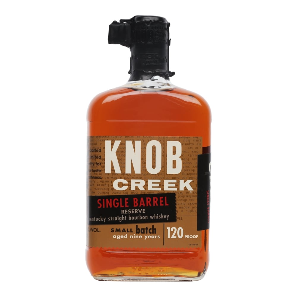 Number 5 - Knob Creek Single Barrel Reserve