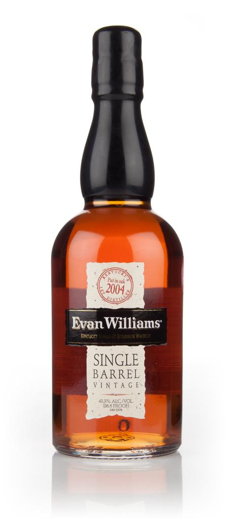 Number 4 - Evan Williams SIngle Barrel (2004)