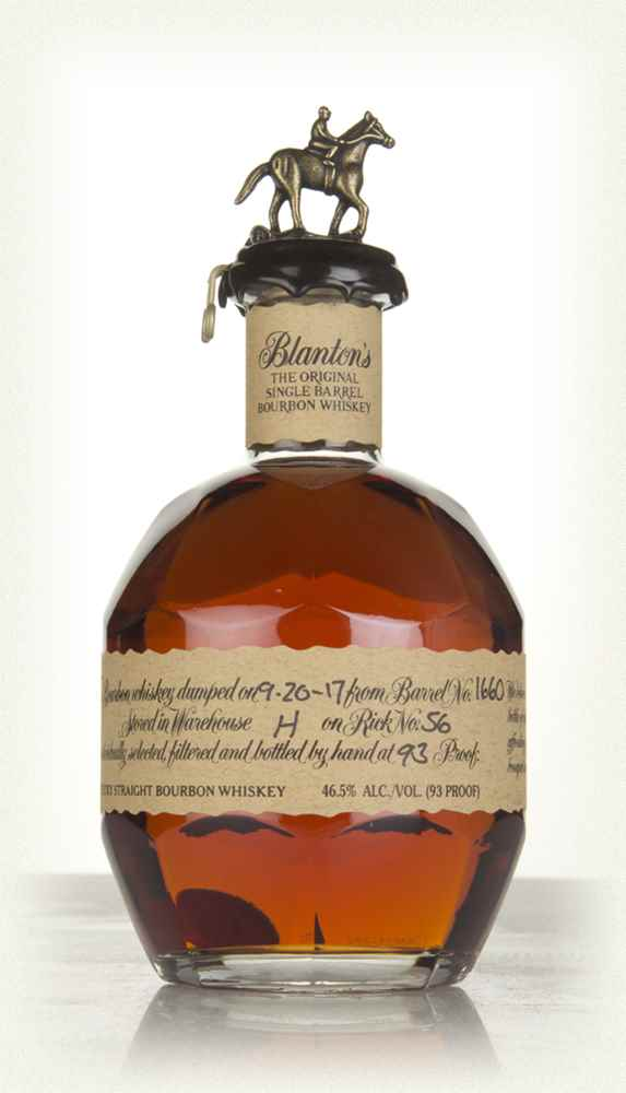Number 3 - Blanton's Single Barrel
