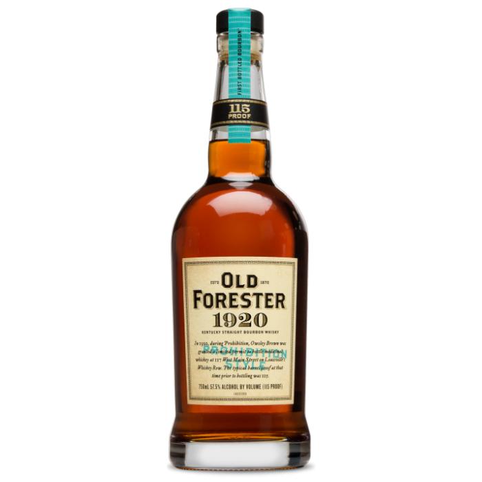 Number 3 - Old Forester 1920