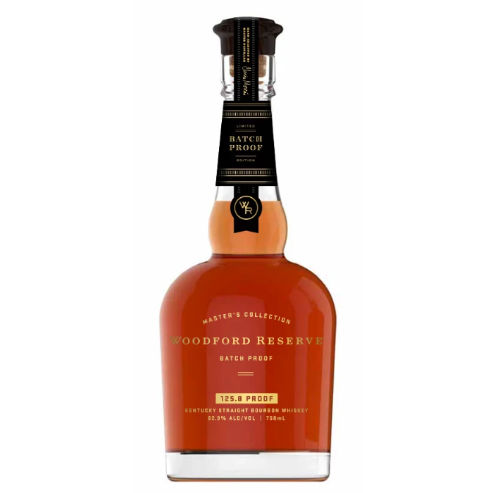 Number 1 - Woodford Reserve Batch Proof