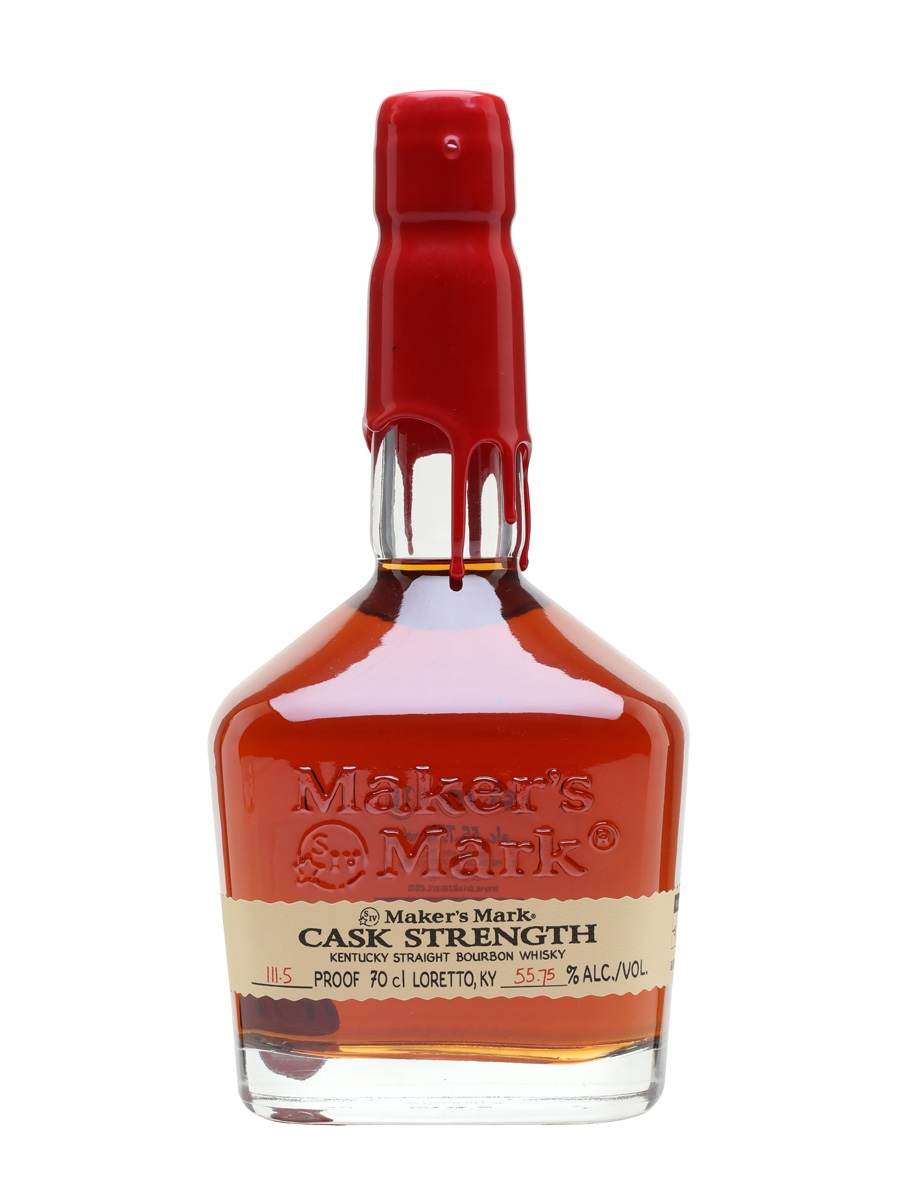 Number 9 - Maker's Mark Cask Strength