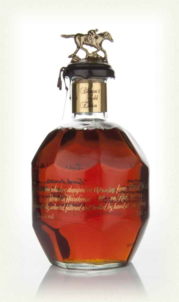 Number 7 - Blanton's Gold