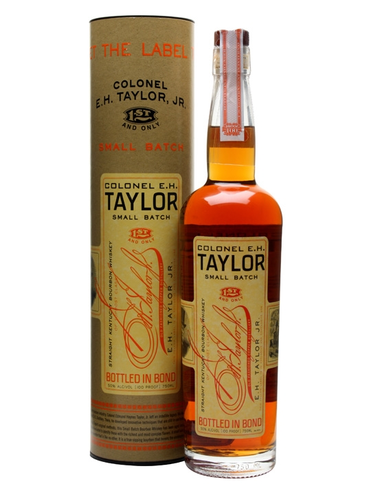 Number 4 - E. H. Taylor Small Batch