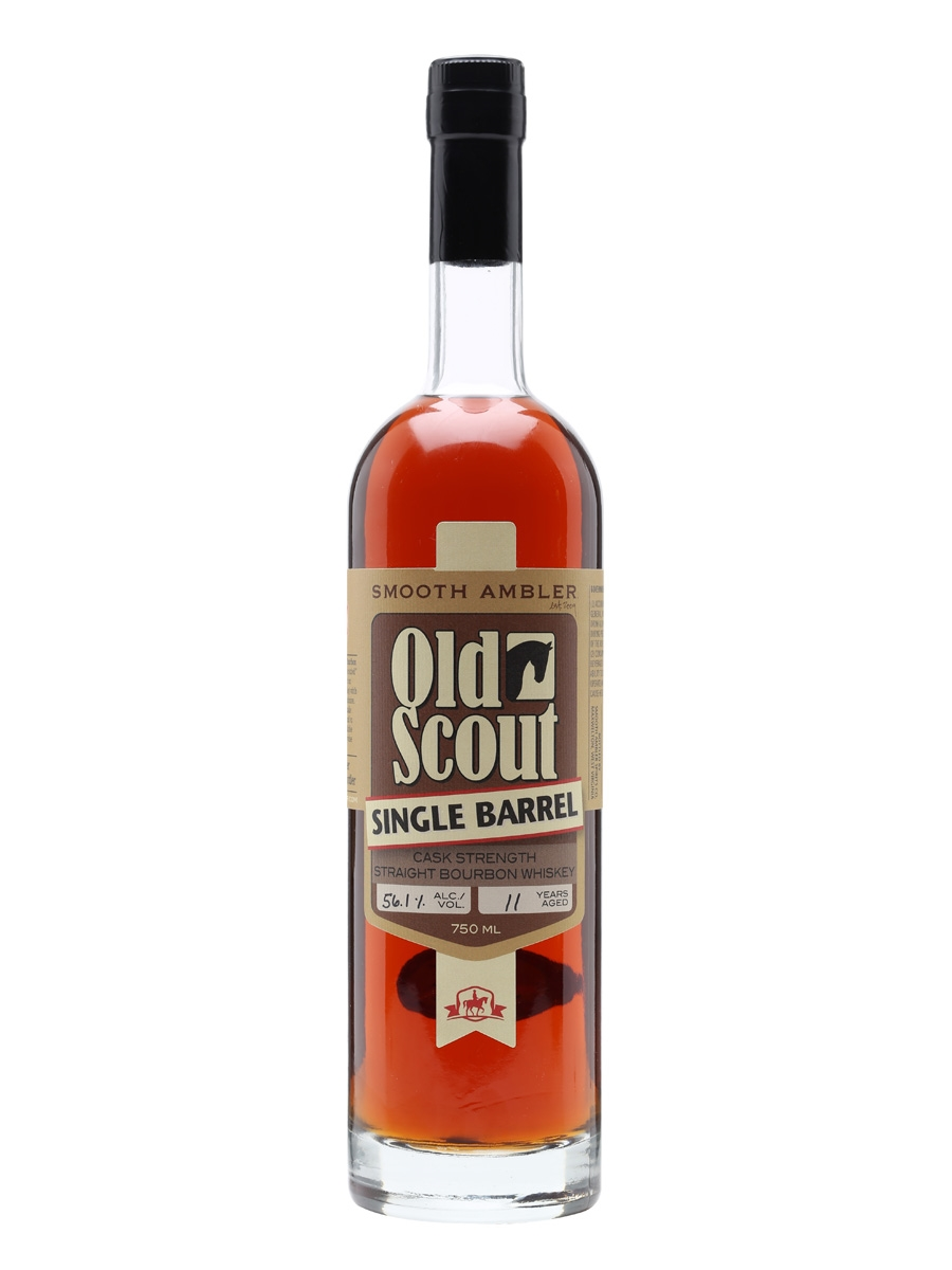 Number 3 - Smooth Ambler Old Scout Single Barrel