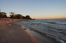 Evanston's beautiful beaches!