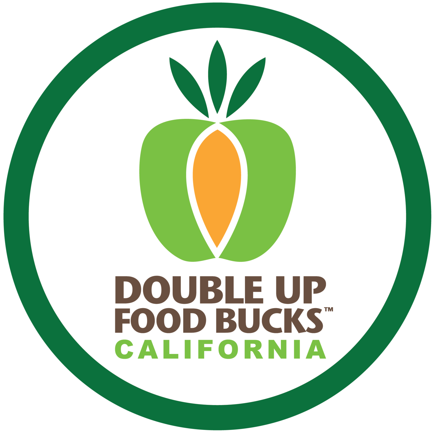 Double Up Food Bucks California