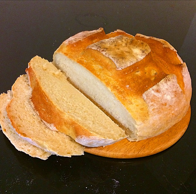 GBBO Technical Challenge S1E3 -  White Bread Loaf