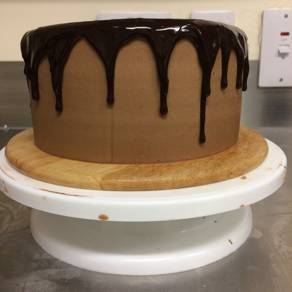 Terry's Chocolate Orange Cake