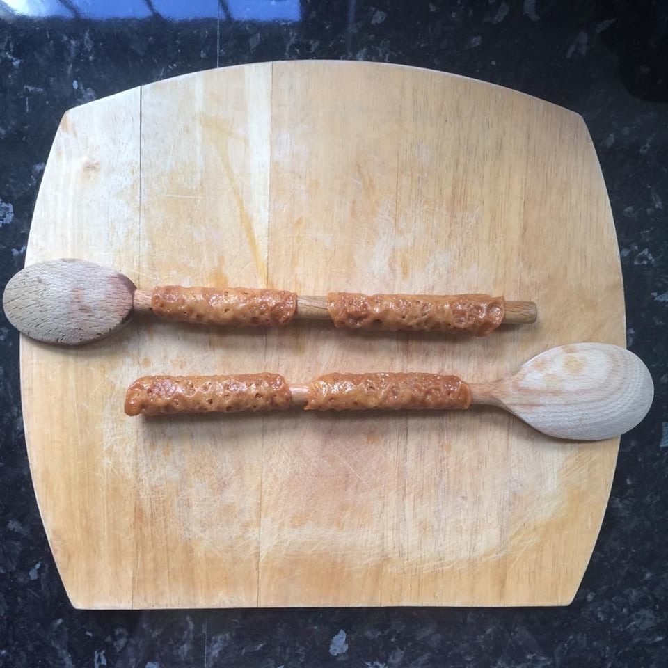GBBO Technical Challenge S2E4 - Brandy Snaps