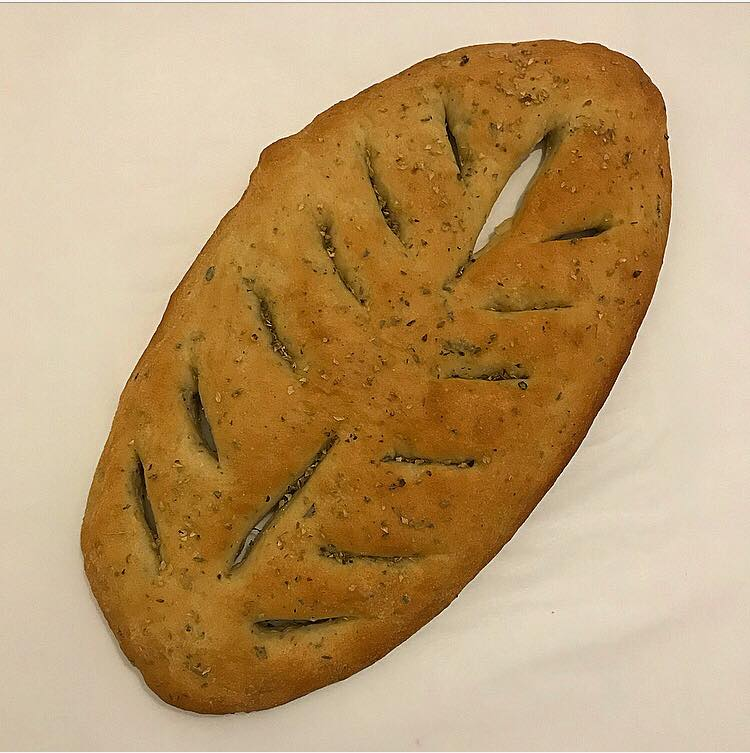 GBBO Technical Challenge S7W6 - Fresh Herb Fougasse