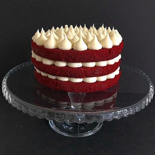 Red Velvet Cake #baking