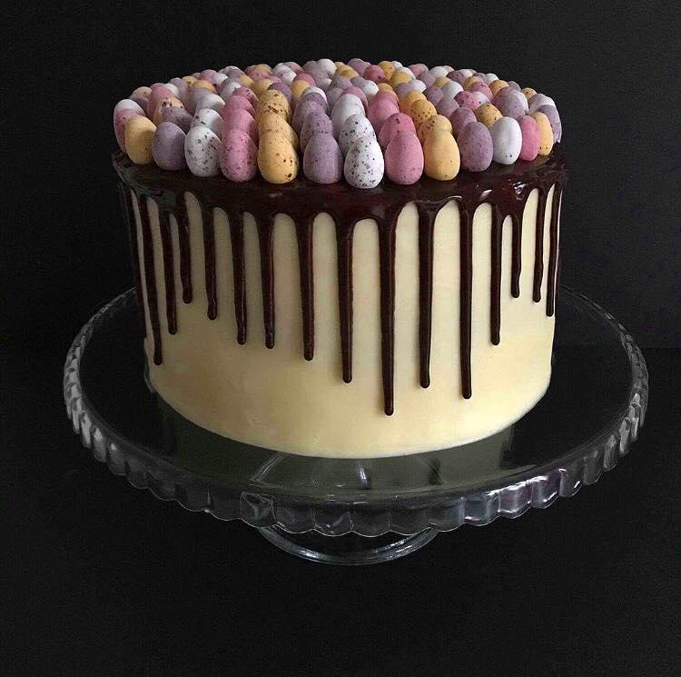 Easter Mini Egg Cake