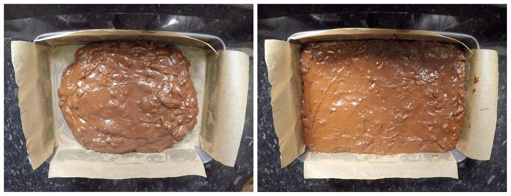 Bourbon Biscuit Brownies