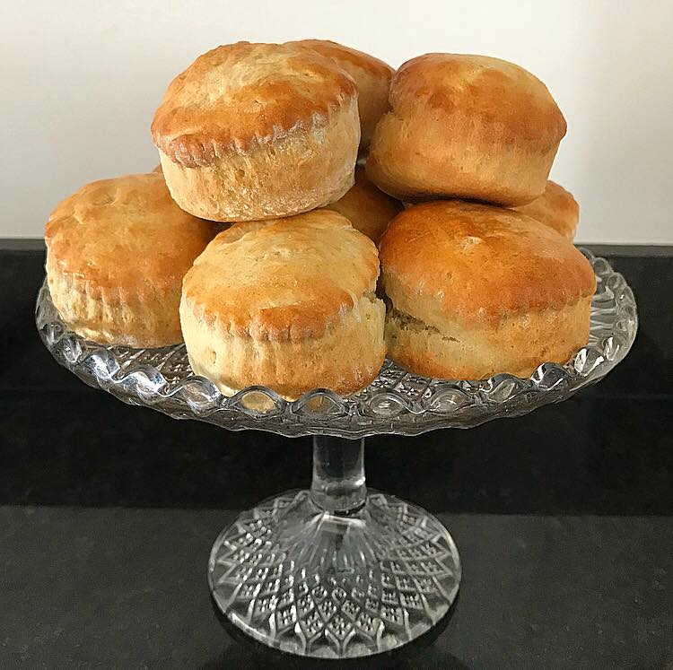 GBBO Technical Challenge S1E2 - Scones