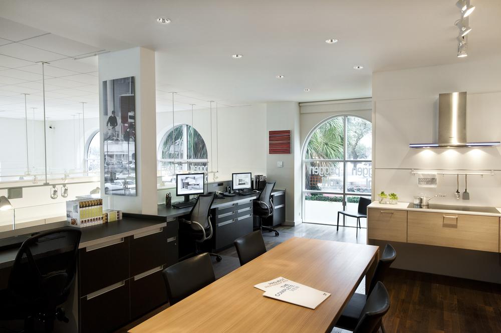 Poggenpohl Kitchen Design Studio, Houston