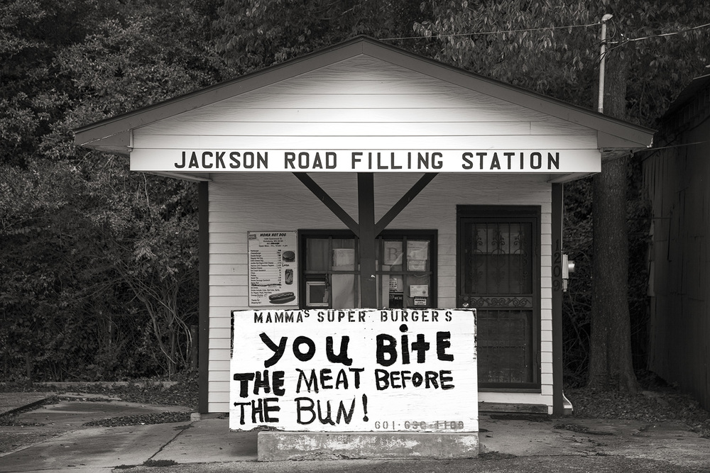 Jackson Road Filling Station HWY 61