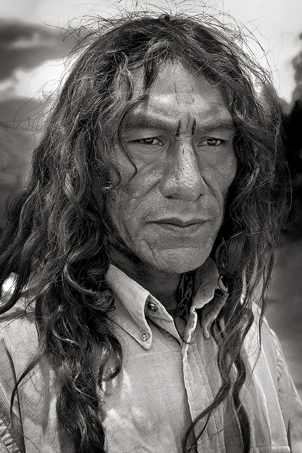 Inca Man