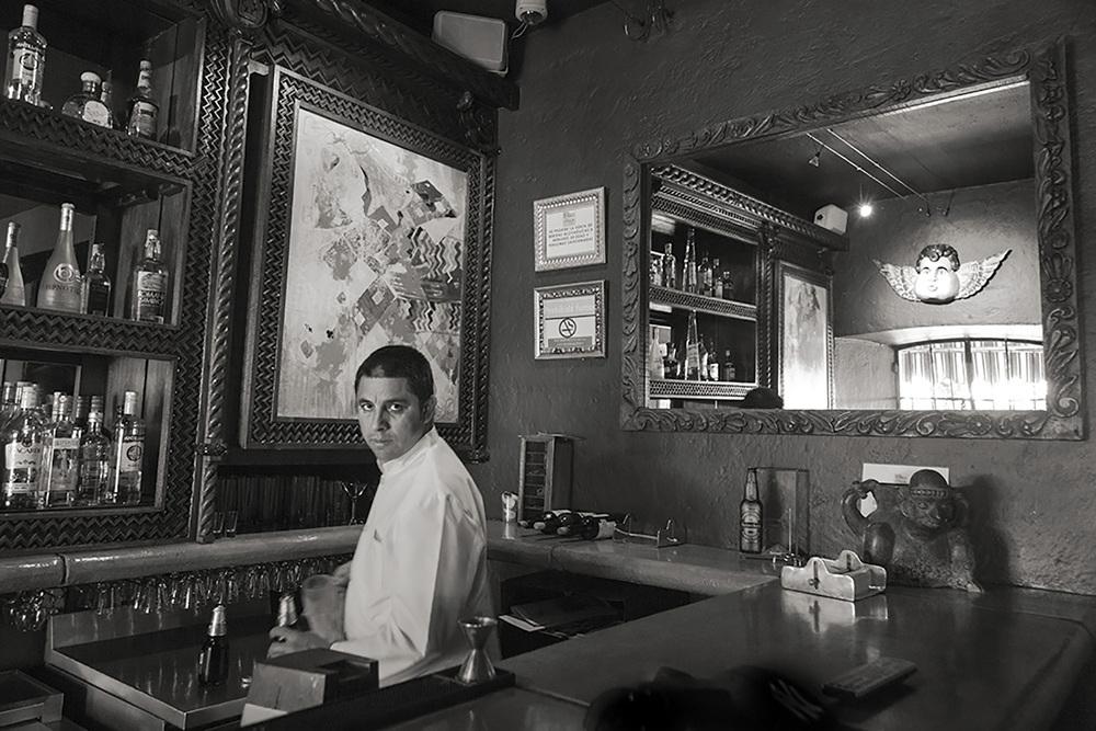 Bartender Nogales Mexico
