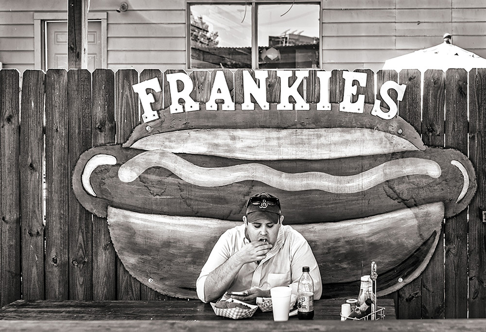 Frankie's Hot Dog Eater