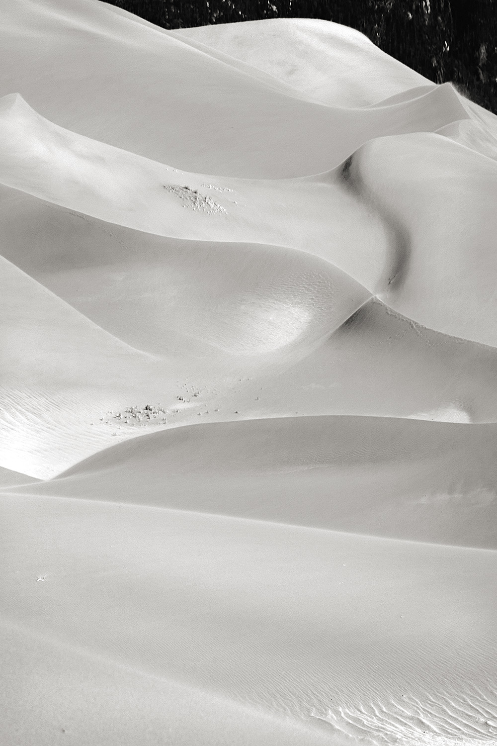 The Great Sand Dunes National Park, Colorado