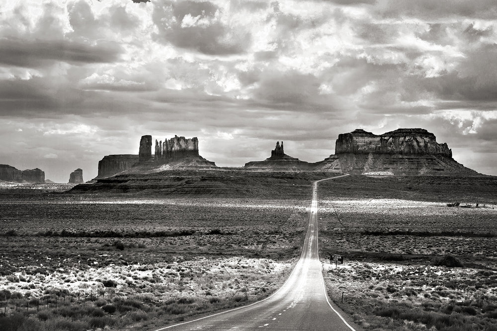 Behold, Monument Valley, Az