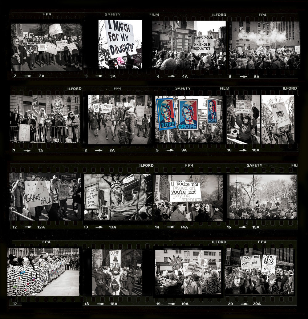 IG ••2018 Womans March NYC FLAT ••PRINT 16images Contact Sheet SF Westcoast.jpg