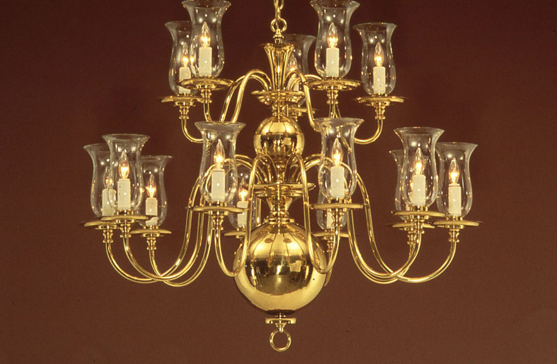 New England Chandelier_Boyd Lighting