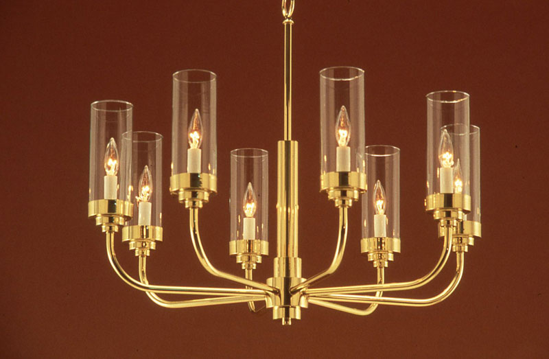 Piedmont Chandelier_Boyd Lighting