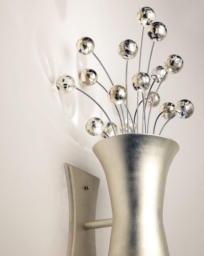 Pop bathroom sconce by Boyd Lighting
