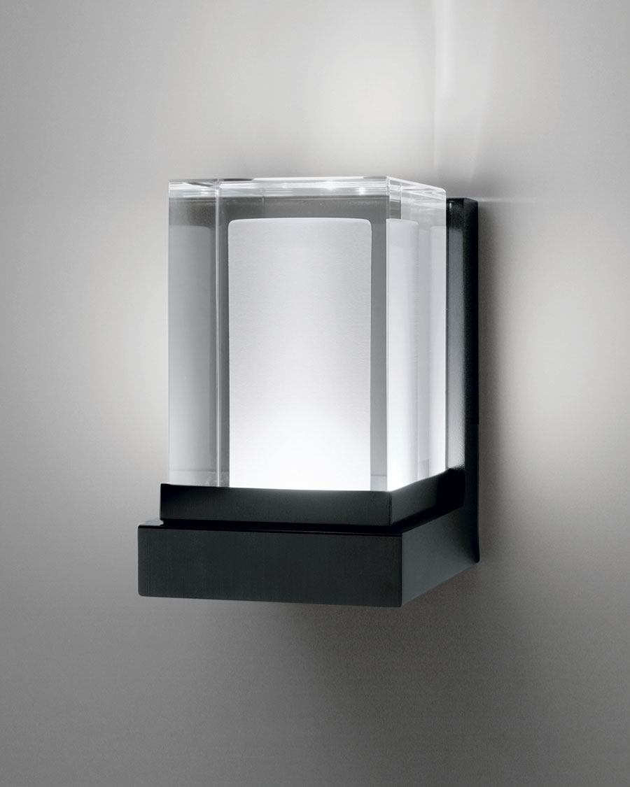 Glow bathroom sconce by Boyd Lighting