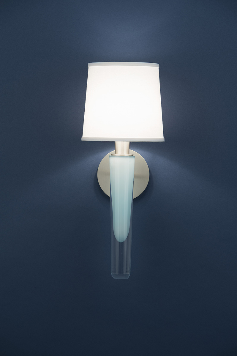 Grasse bathroom sconce by Boyd Lighting