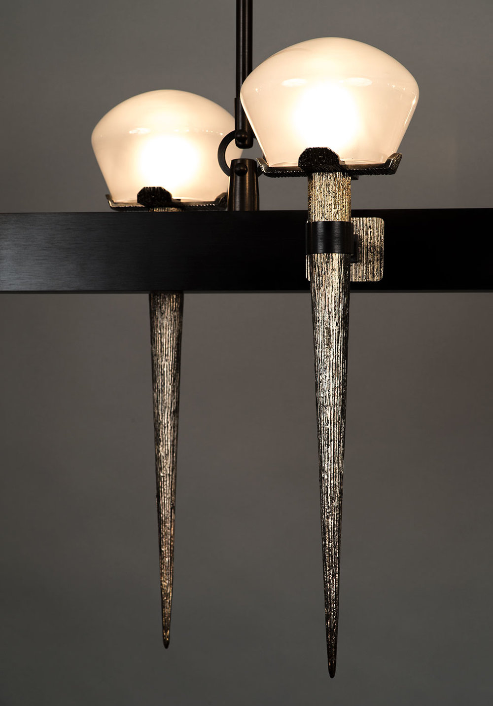 Comet Chandelier by HTK Design for Boyd Lighting