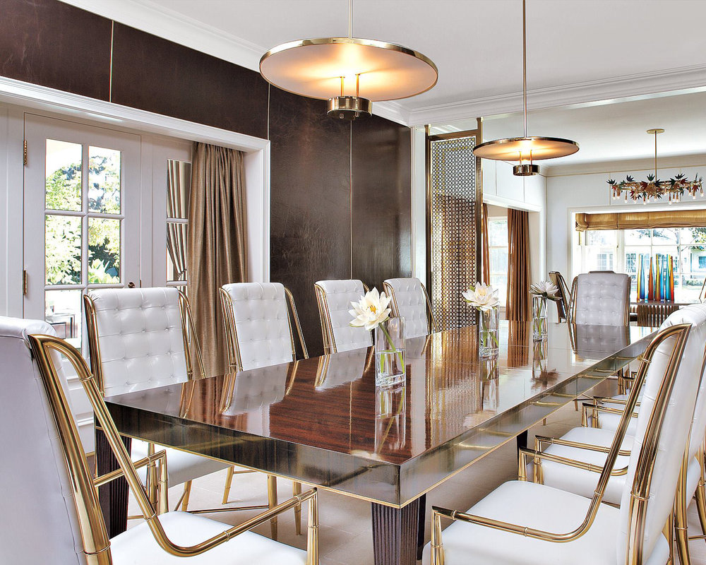 LED Spectro Pendant. Source: Luxe Magazine. Photo: Dominique Vorillion.