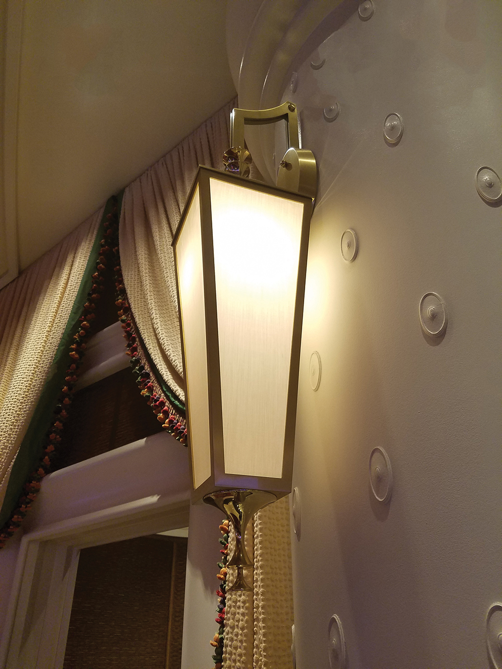 Wynn Las Vegas Custom Sconces