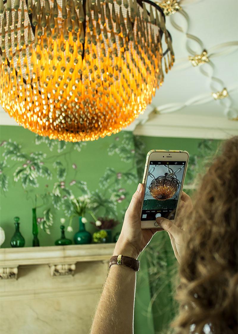 CAPTURING INSPIRATION - Meet Jen Helfrich, social media editor for Boyd Lighting