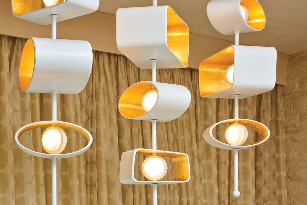 Boyd Lighting_Totem Linear Pendant_Palm Springs