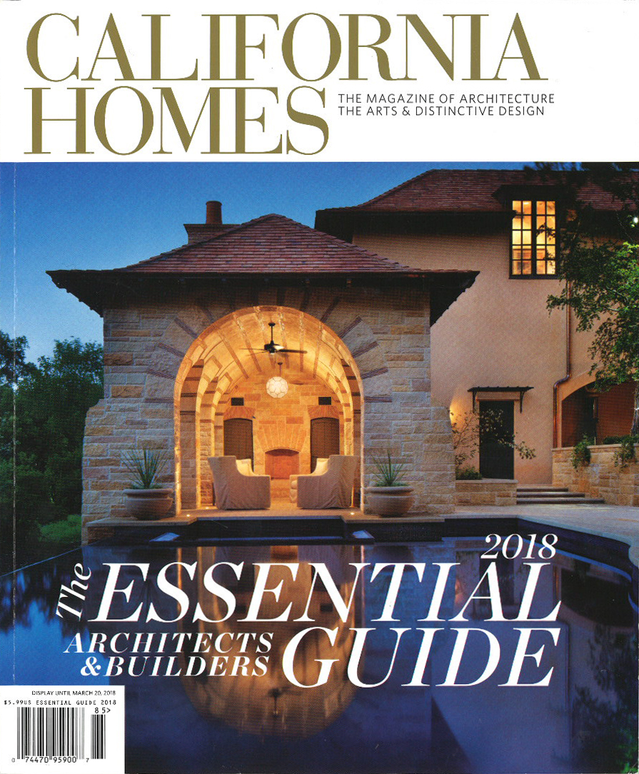 California Homes Magazine March 2018