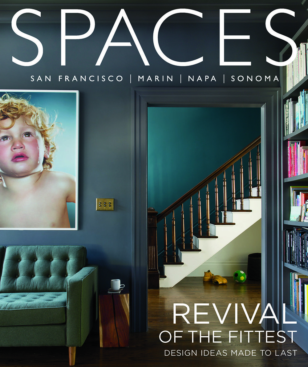 Spaces Magazine_summer fall 2018_cover