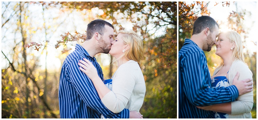 Katie Vee Photography Carroll County Westminster MD Engagement Portraits Outdoors Farm