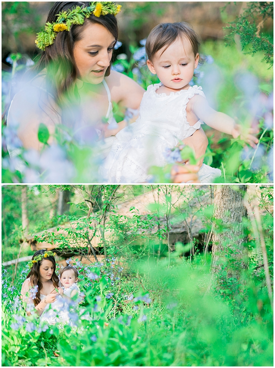 Carroll County Family Farm Portraits Katie Vee Photography