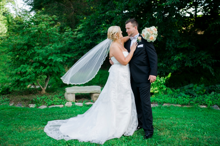 Beech Springs Farm Rustic Romantic Wedding Orrtanna Gettysburg PA Katie Vee Photography