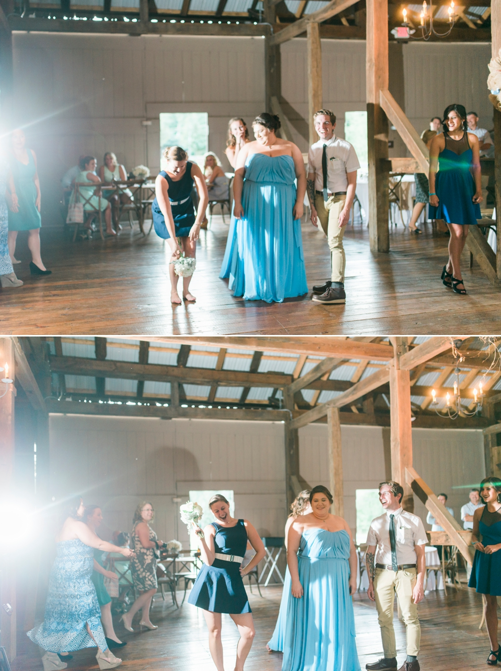 Beech Springs Farm Wedding Gettysburg PA by Katie Vee Photography Summer Romantic
