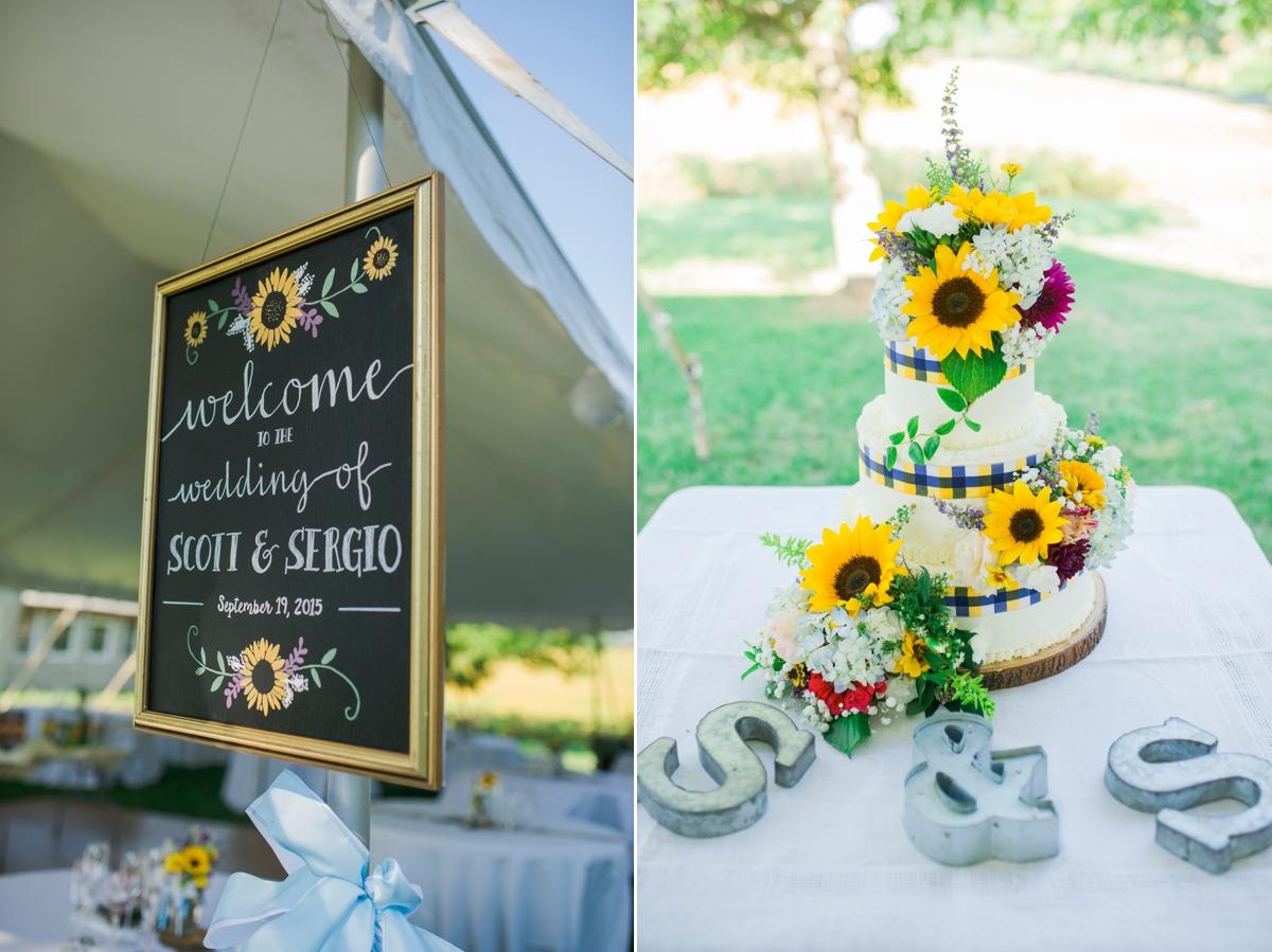Maryland Farm Gay Wedding Vow Renewal Photography