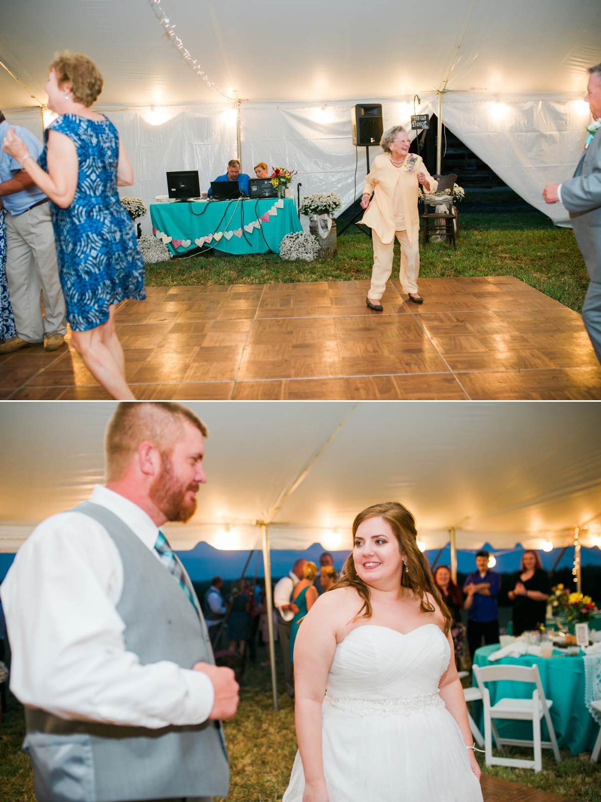 DIY Romantic Country Wedding in Howard County, MD by Katie Vee Photography