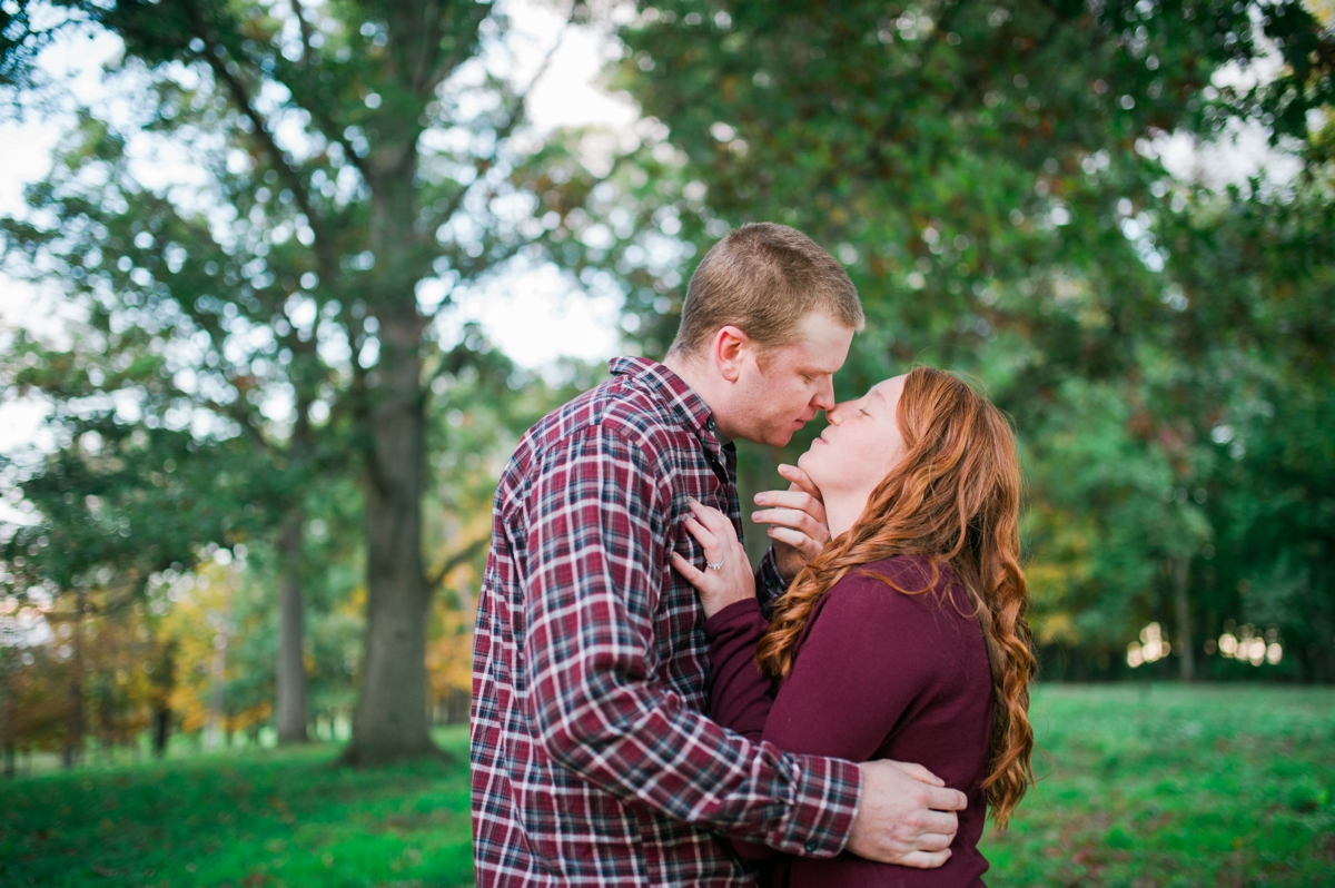 Country Farm Engagement Portraits by Katie Vee Photography Keymar Carroll County Thurmont Frederick MD
