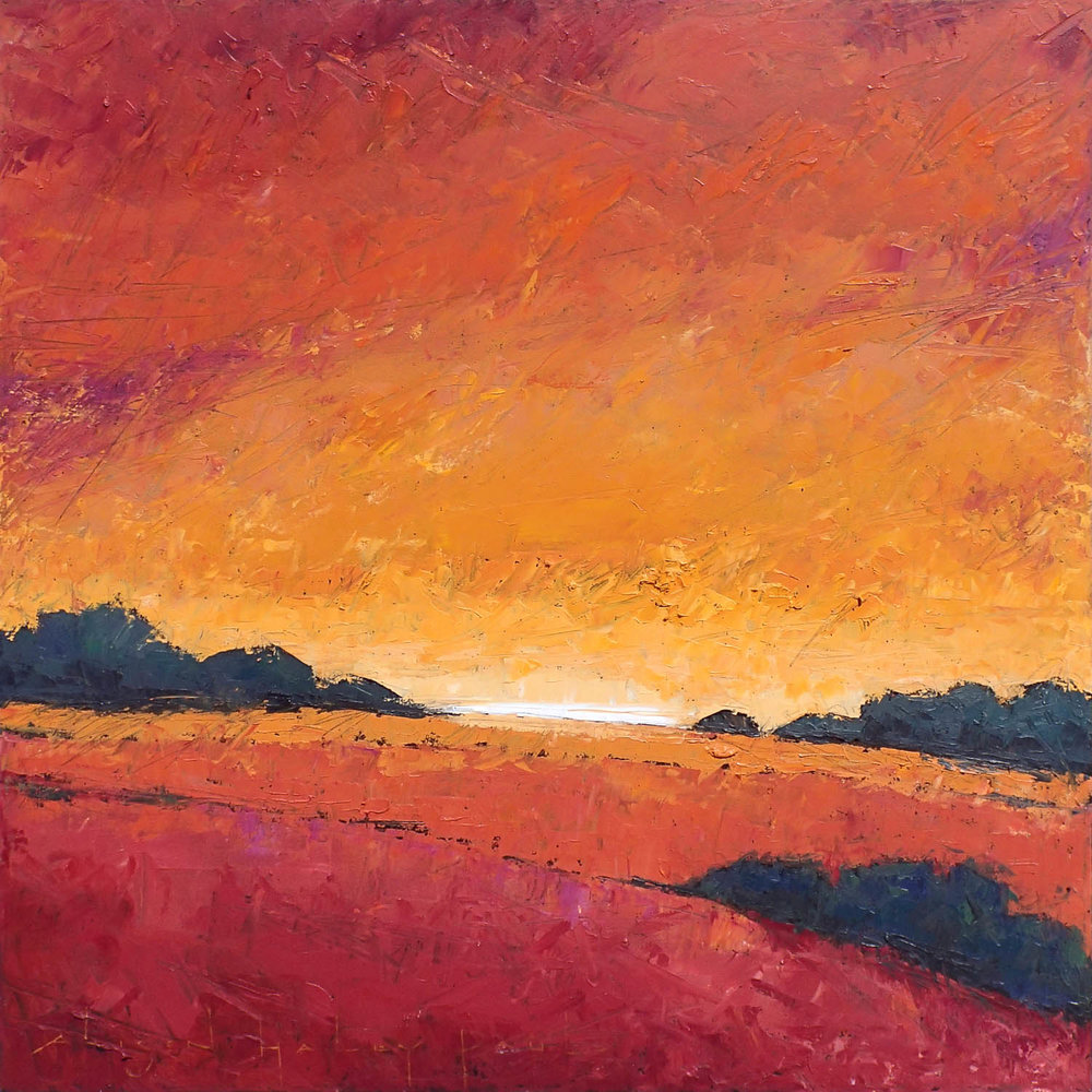 """Afterglow 40 """"x 40"""""""
