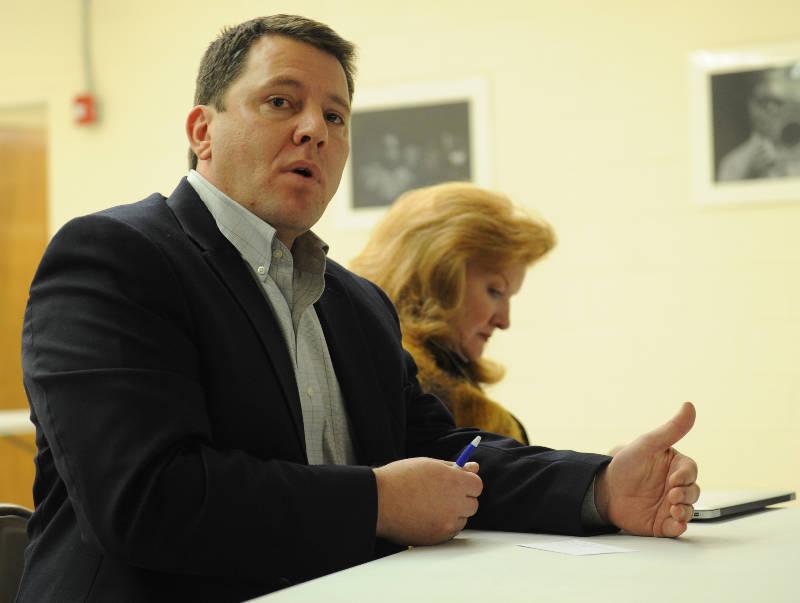 Duane Horton, President, Scenic Land Investment Management, LLC