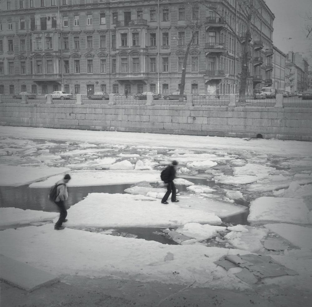 Ice breaking, 2005