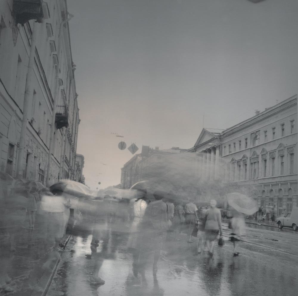 Umbrellas, 1995